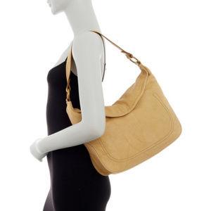 Frye Campus Large Rivet Shoulder Bag NWT 38% off